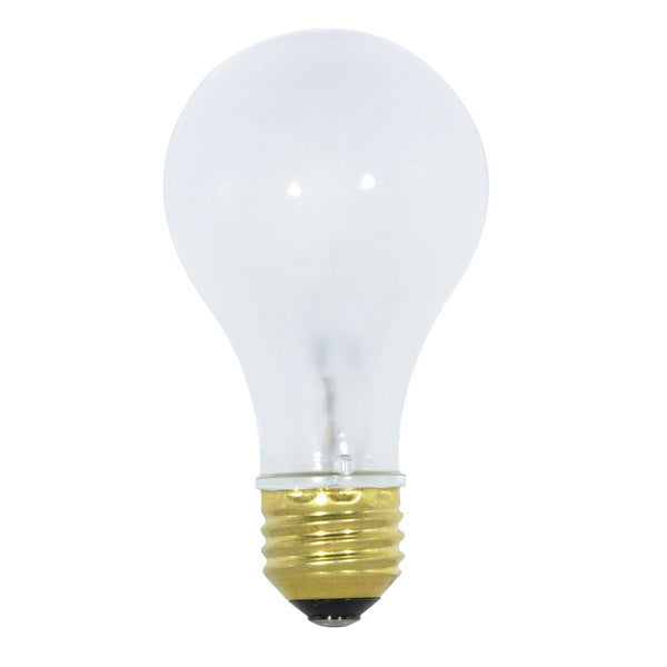 Sylvania 52W 130V A-Shape A19 halogen light bulb