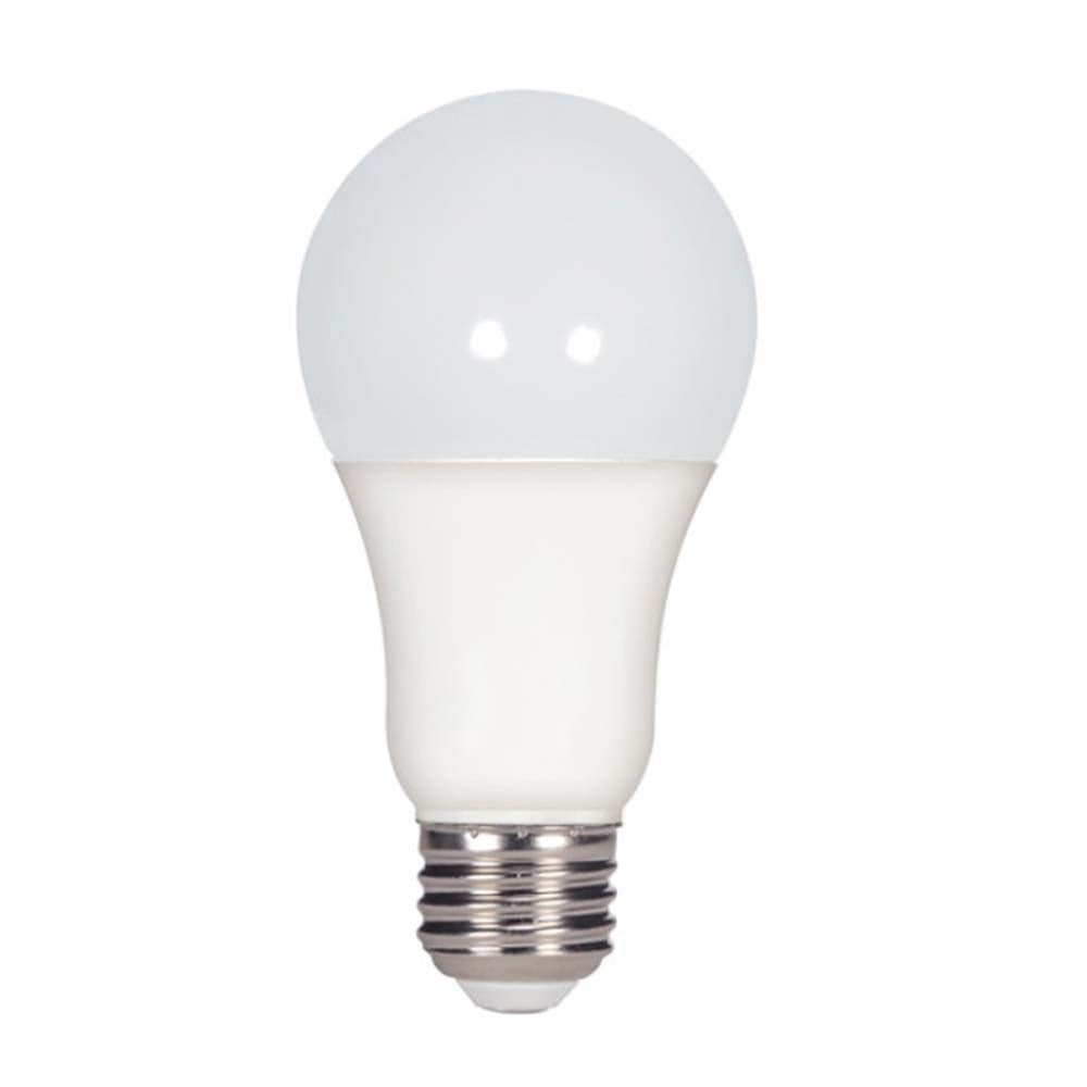 4PK - Satco 15.5w A19 LED 5000k Natural Light Non-Dimmable - 100w equiv.