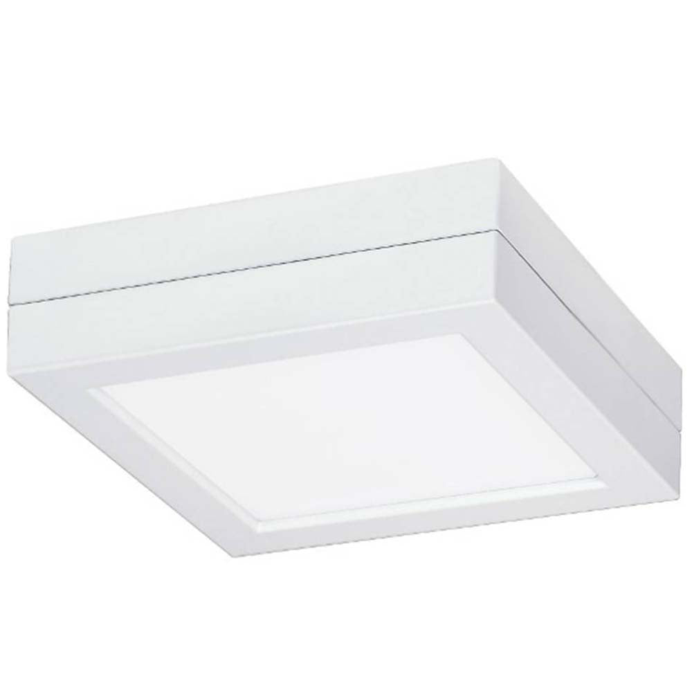 Satco S29347 Battery Backup Module for Flush Mount LED Fixture white finish bulb