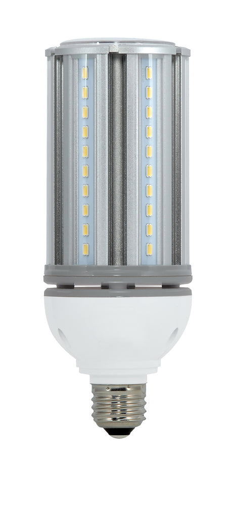 22W LED HID Replacement Medium base 100-277V 5000K Natural Light