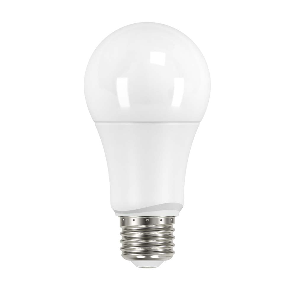 4Pk - Satco 9.5w A19 LED 800Lm 2700K Warm White Non-Dimmable Bulb - 60W Equiv.