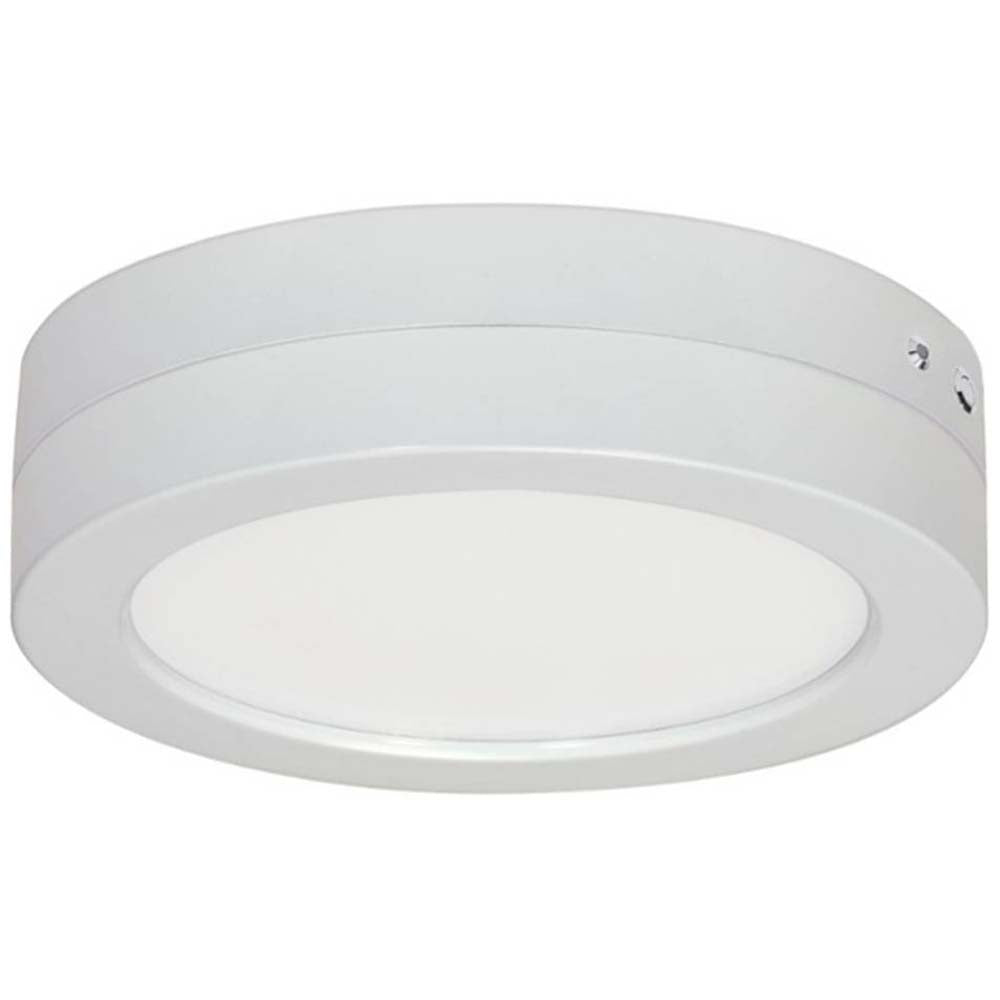 Satco S29656 18.5w Battery Backup for Flush Mount LED Fixture white-finish bulb