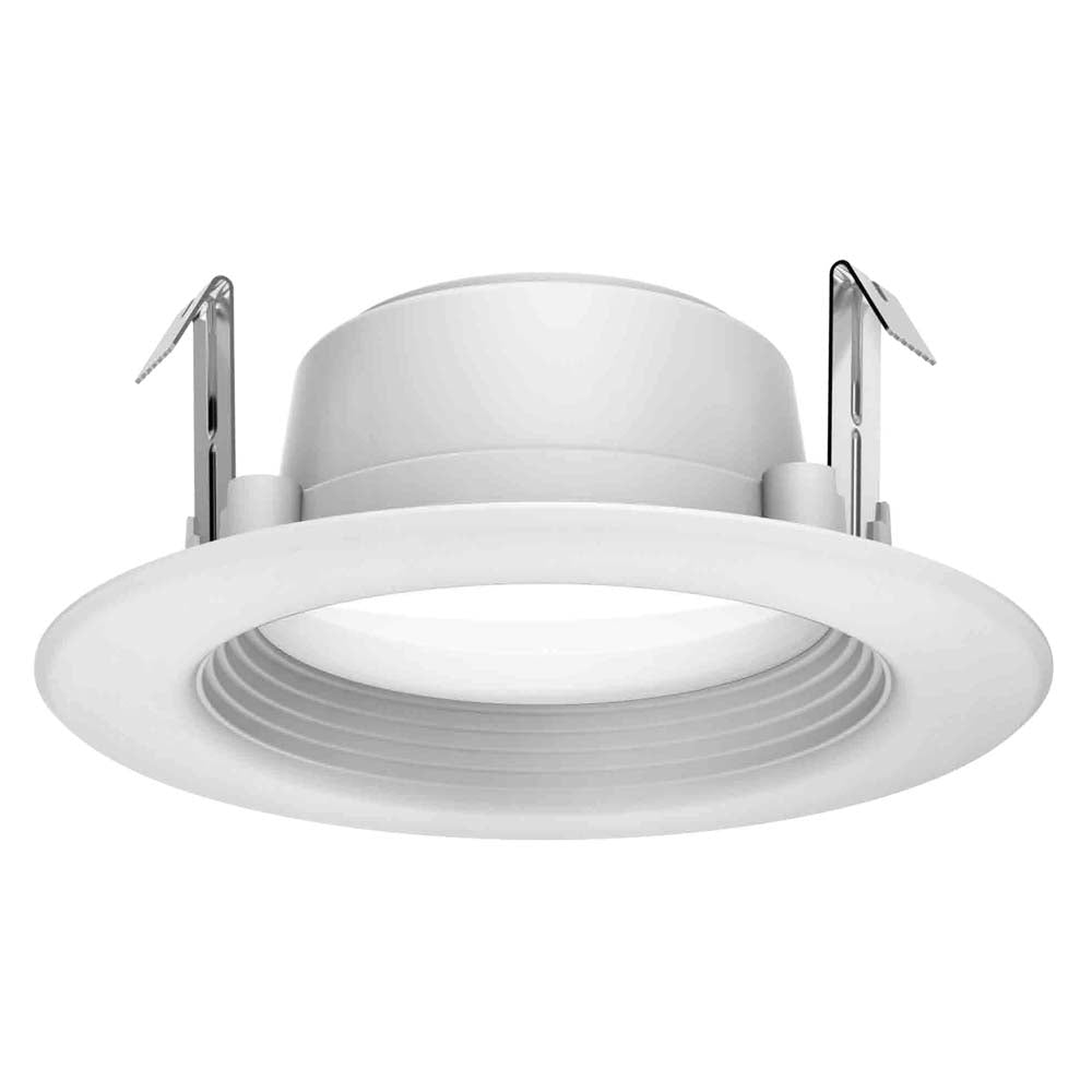 Satco 4in. 8.5w LED Downlight Retrofit 2700K 120 volts Dimmable
