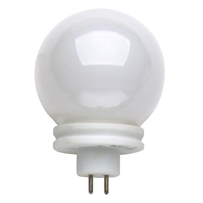 Satco S3192 Longneck Ball-Lite 50W 12V GX5.3 base Globe G14 light bulb