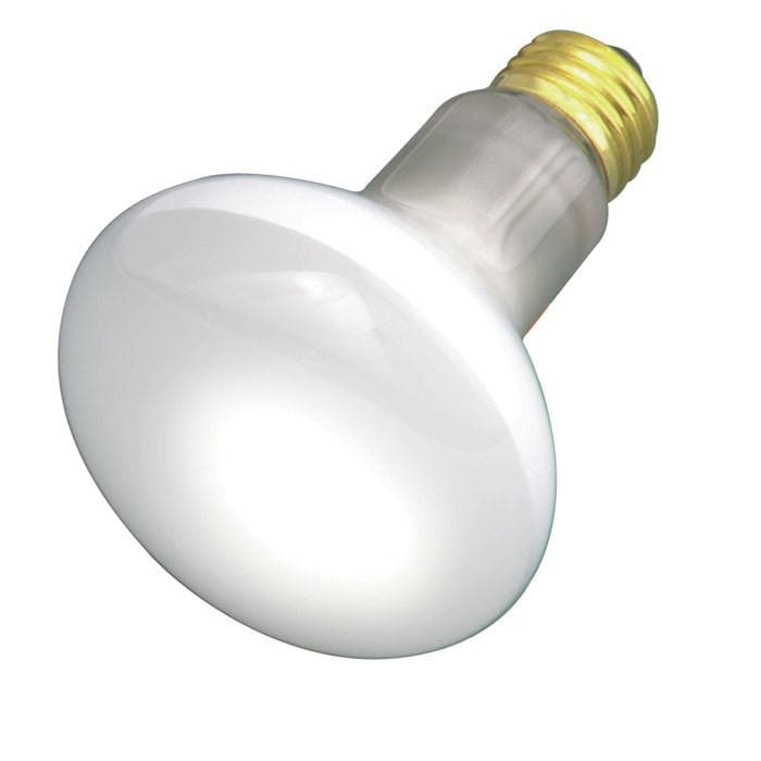 Satco S3211 75W 120V R20 Frosted E26 Medium Base Incandescent light bulb