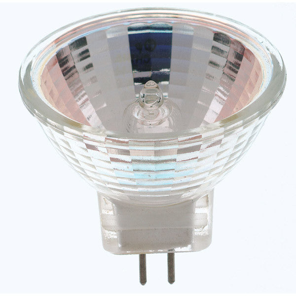 Satco S3424 FTD 20W 12V MR11 Narrow Flood halogen 2 bulb / PACK