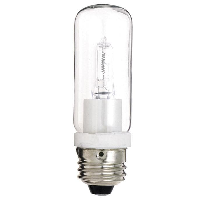 Satco S3472 75W 120V T10 halogen light bulb