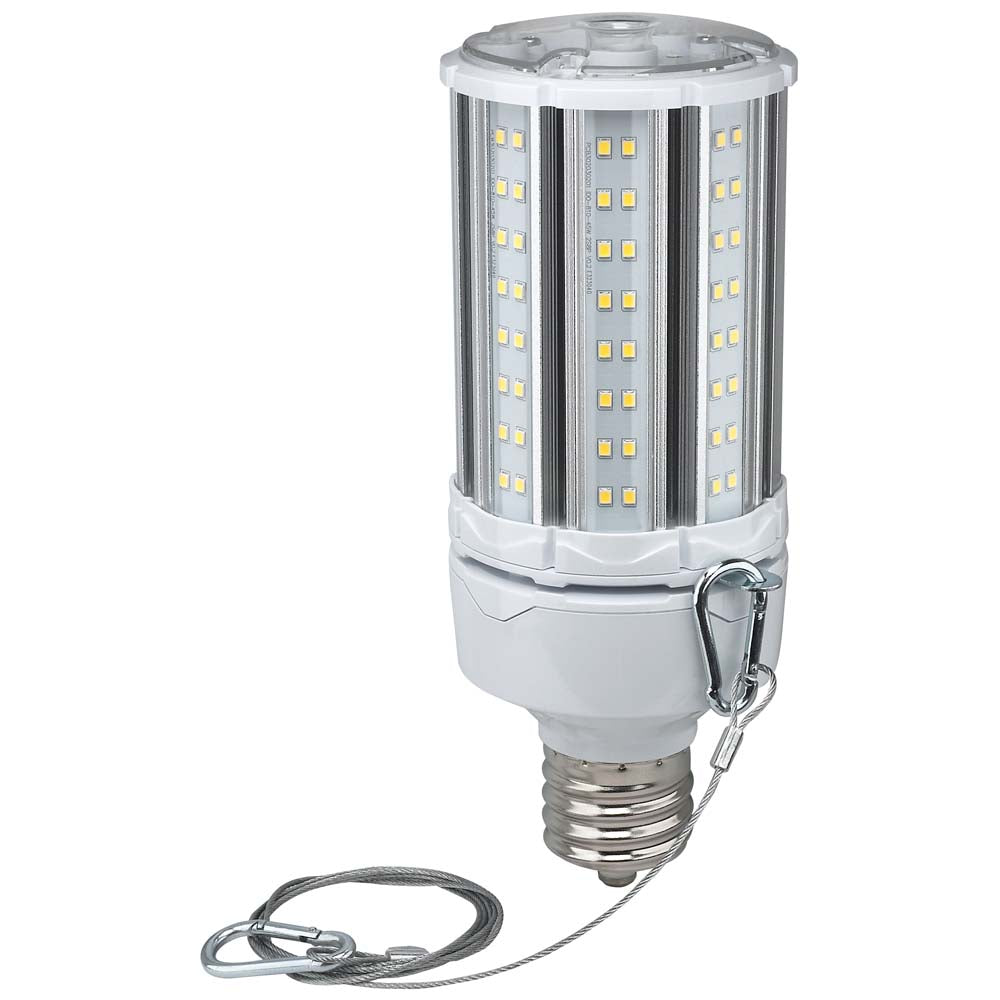 45W LED HID Replacement 5000K Mogul extended base 100-277V