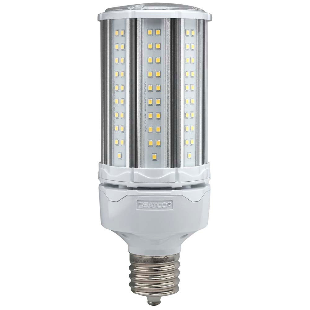 54W LED HID Replacement 5000K Mogul extended base 100-277V