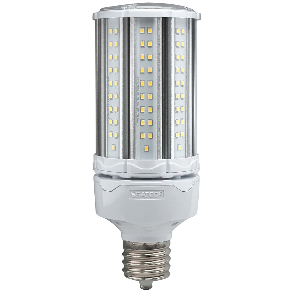 54W LED HID Replacement 4000K Mogul extended base 100-277V