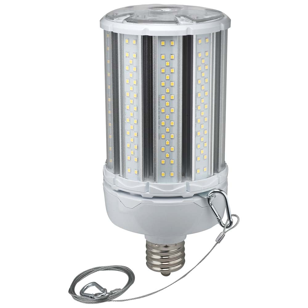120W LED HID Replacement 4000K Mogul extended base 100-277V