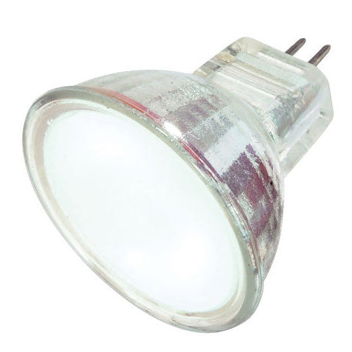 Satco S4124 20W 12V MR11 Flood FL halogen light bulb
