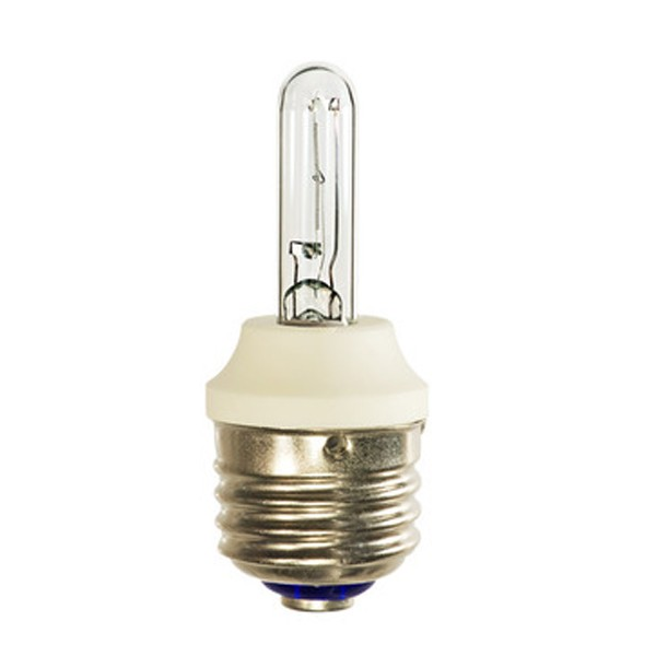 Satco S4310 40W 120V T3 halogen light bulb