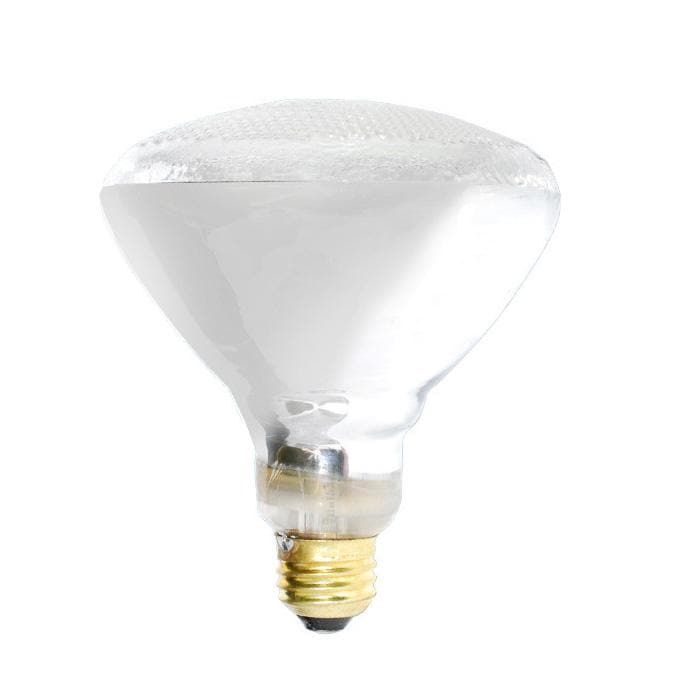 Satco S4431 150W 130V BR38 Clear E26 Base Incandescent light bulb