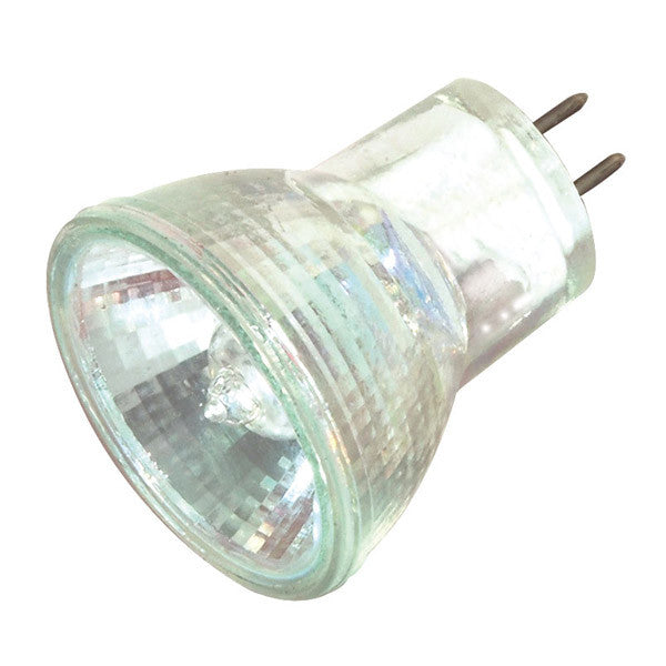 Satco S4645 10W 12V MR8 Narrow Flood halogen light bulb