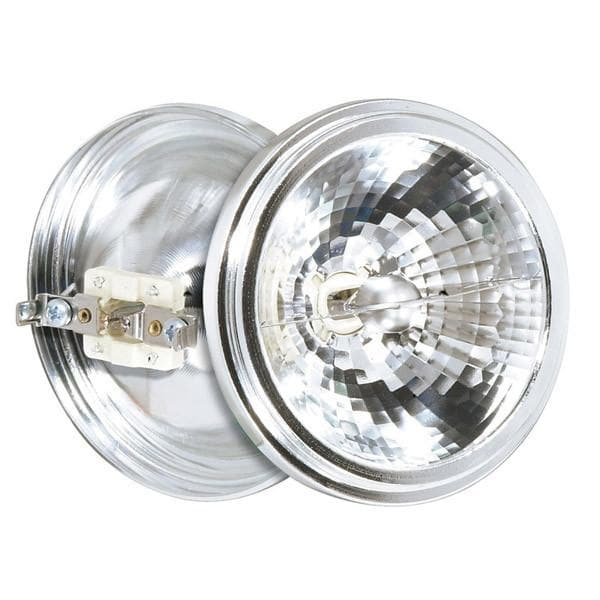 Satco S4685 35W 6V AR111 Super Spot SSP halogen light bulb