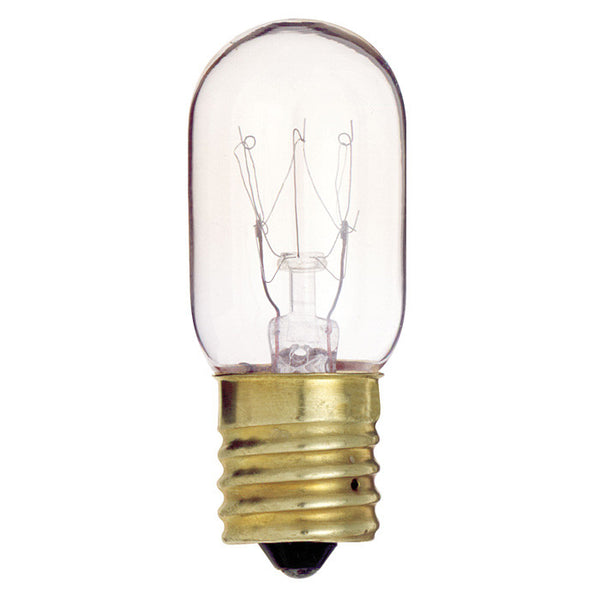 130v t7 clear e17 intermediate base incandescent light bulbamerica. Black Bedroom Furniture Sets. Home Design Ideas