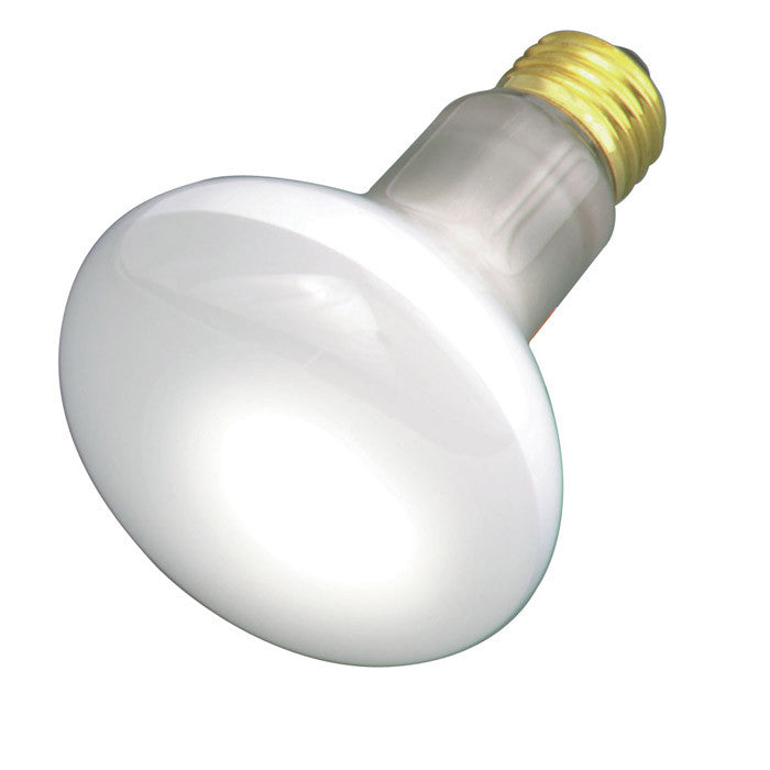Satco S4886 50W 120V R20 Frosted Shatter Proof E26 Incandescent light bulb