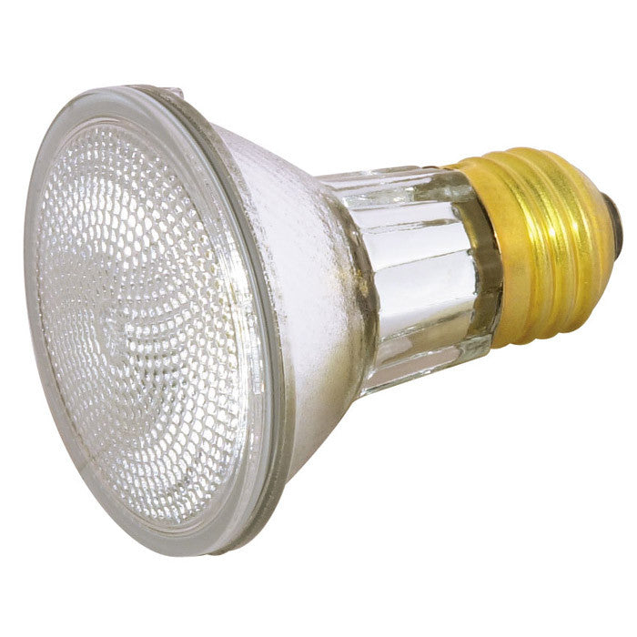 Sylvania 39W 130V PAR20 Narrow Flood halogen light bulb - 50w replacement