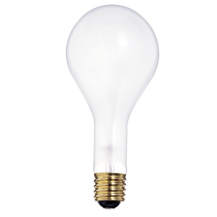 Satco S4962 300W 130V PS35 Frosted E39 Mogul Base Incandescent light bulb