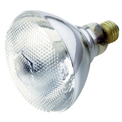 Satco S5001 150W 230V BR38 Clear E26 Base Incandescent light bulb