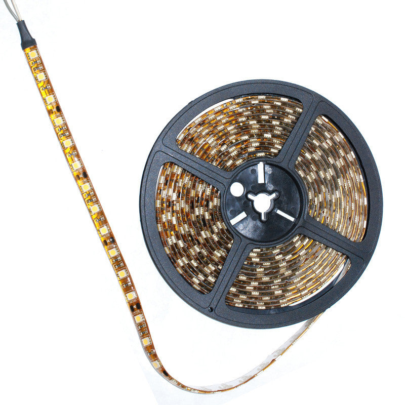 OPTIMA 5 Meter 16.4Ft. 300 LED Warm White Silicone Cover Strip