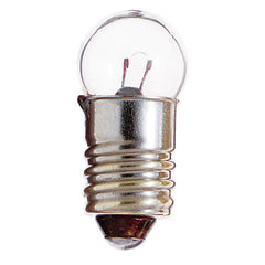 Satco S6937 0.77W 5.1V Globe G4.5 E10 Miniature Base Miniature light bulb