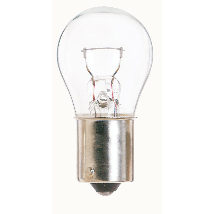 Satco S6955 23W 12.8V S8 BA15S Base Miniature light bulb