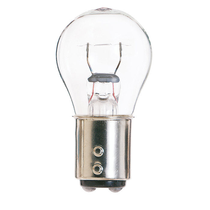 Satco S6959 26.88W 12.8V S8 BAY15d Base Miniature light bulb