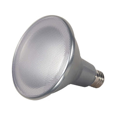 Satco 15w PAR38 LED 5000K 40 deg. beam spread Medium base 120 volts