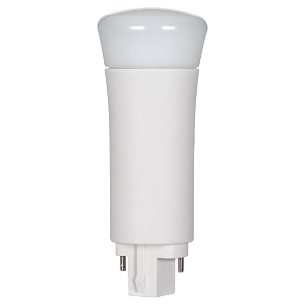 9W LED PL 2-Pin 950 Lumens G24d base 120 Deg. 3000K