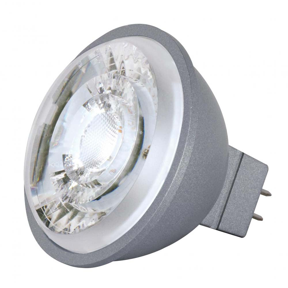 Satco 8w LED MR16 Expanded Line 2700K 15 Degrees Beam GU5.3 Base 12v - 75w-equiv