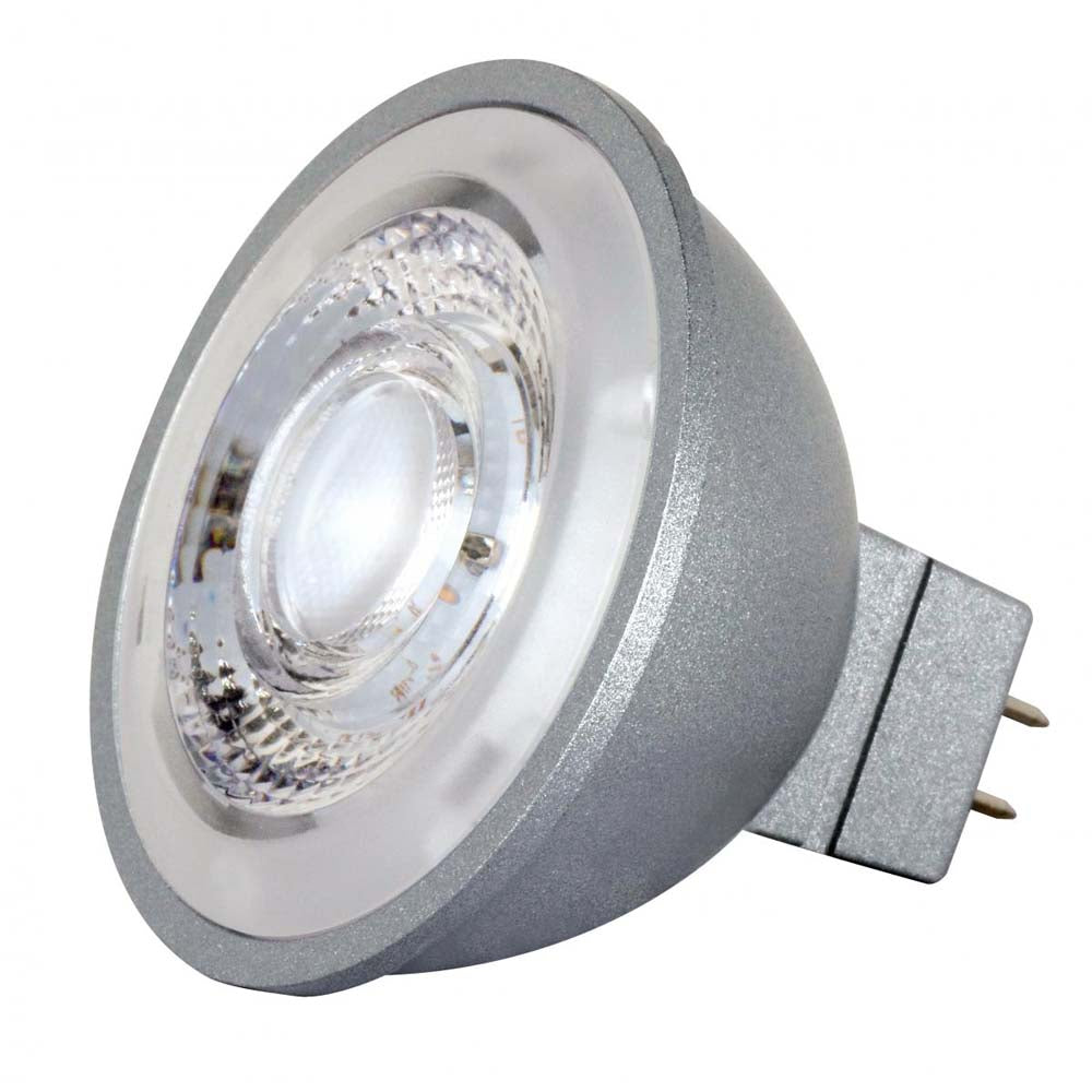 Satco 8w LED MR16 Expanded Line 2700K 40 Degrees Beam GU5.3 Base 12v - 75w-equiv