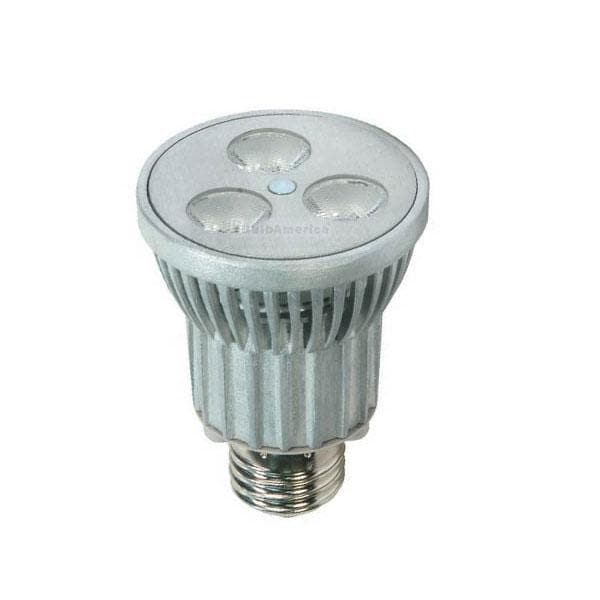 KolourOne 7W PAR20 LED 3200K Narrow Flood NFL25 Light Bulb