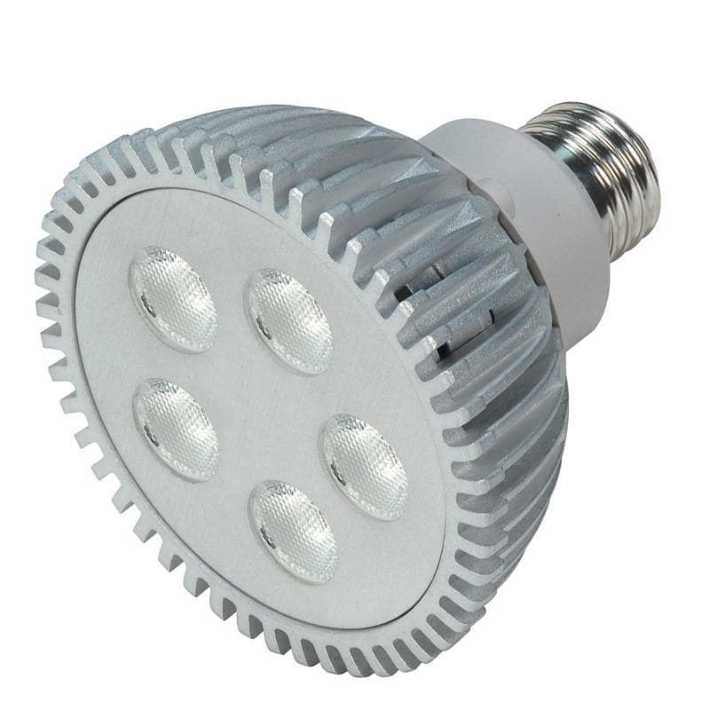 KolourOne 13W PAR30 LED 3200K Narrow Flood NFL25 Light Bulb