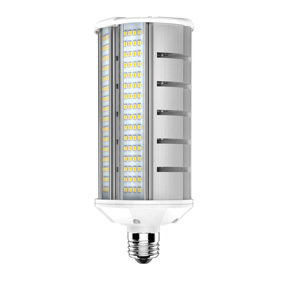 Satco 30w 100v-277v Corncob LED E26 Medium Base 4500 Lumens 5000k