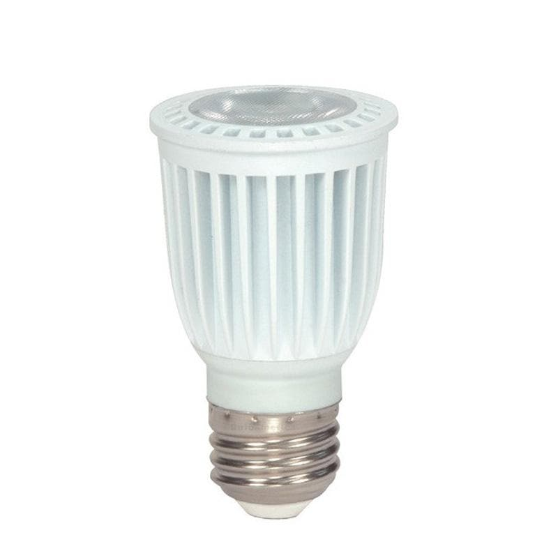 Satco S8997 6w 120v PAR16 3000k E26 FL40 LED Light Bulb