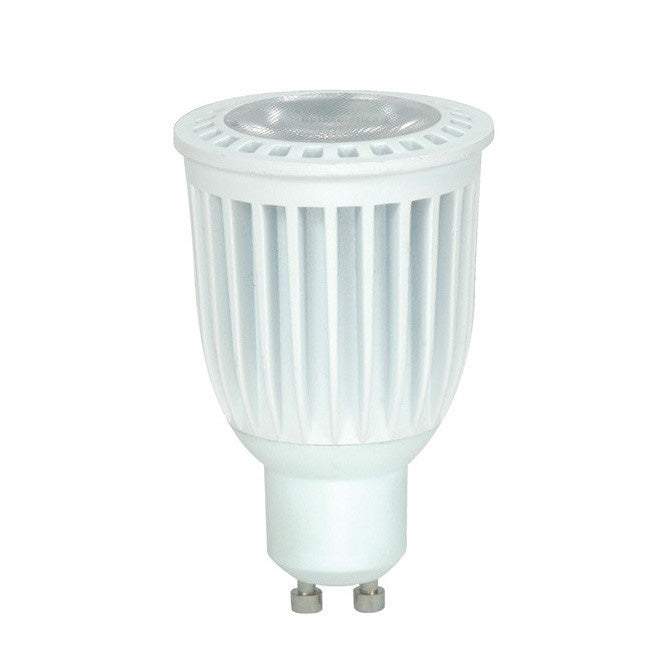 Satco S8998 6w 120v PAR16 3000k GU10 FL40 LED Light Bulb