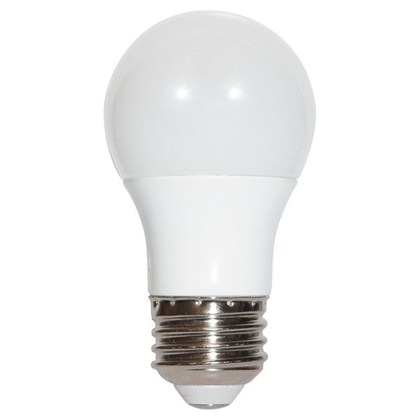 Satco 5.5W A15 LED 2700K Warm White appliance bulb - 40W Equiv.