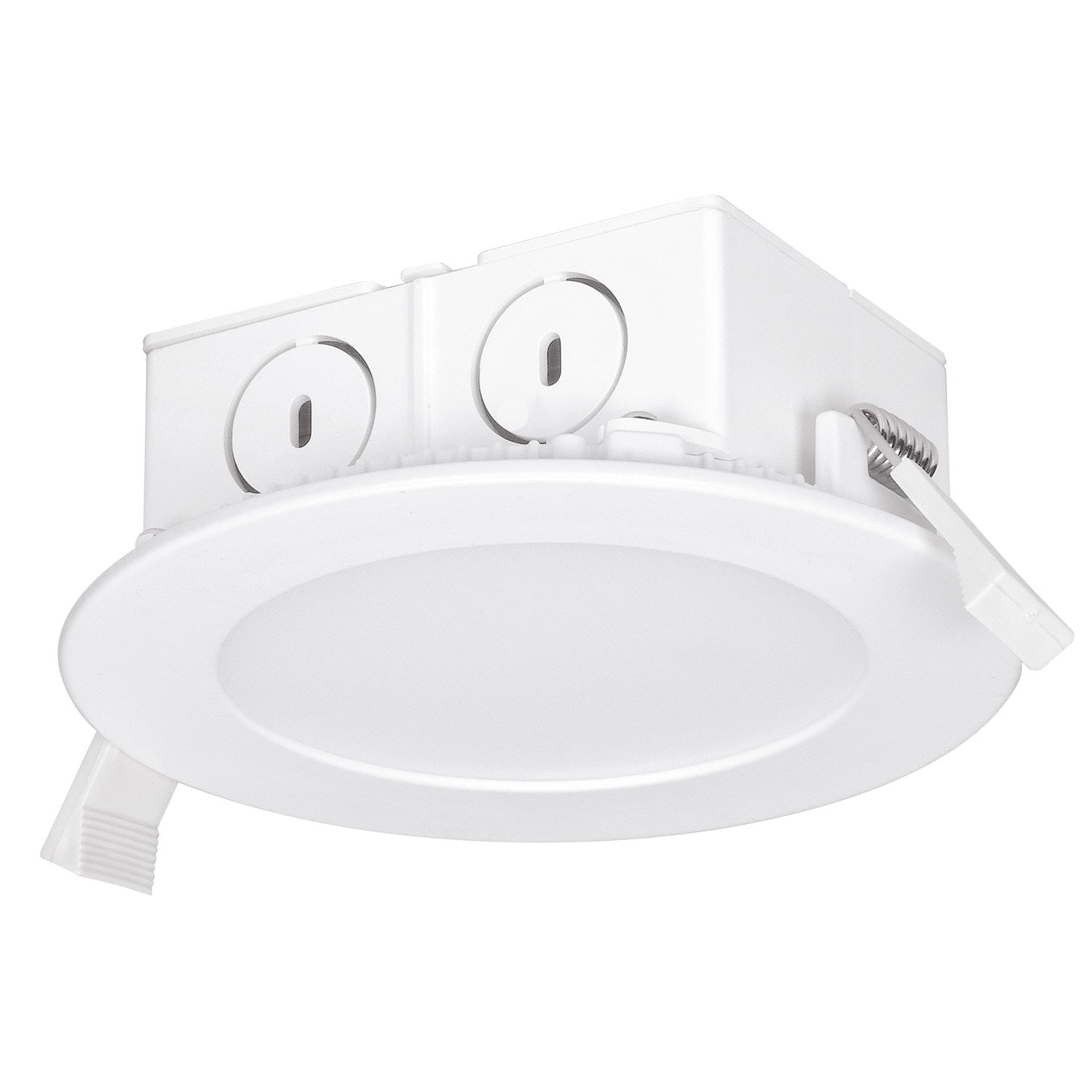 Satco 8.5w 4in. LED Direct Wire Downlight 4000K Cool White - Dimmable