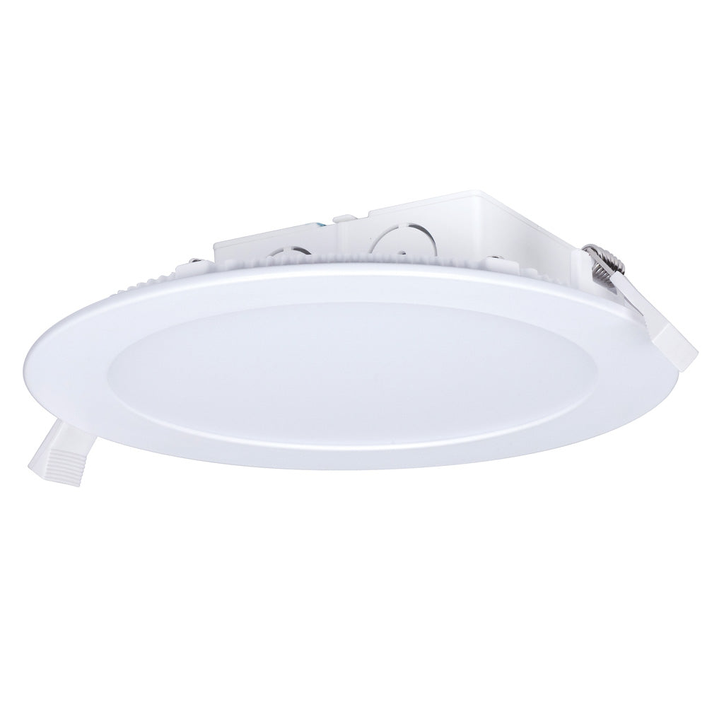 Satco 11.6w 5-6in. LED Direct Wire Downlight 2700K Warm White - Dimmable