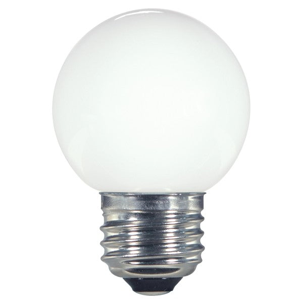 1.4w G16 1/2 LED 120v White E26 Medium base 2700K Warm White