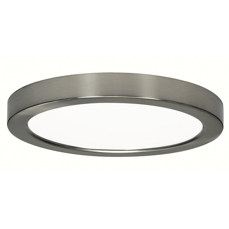 Satco Blink 18.5W LED 9 Inch Round Ceiling Flush Mount