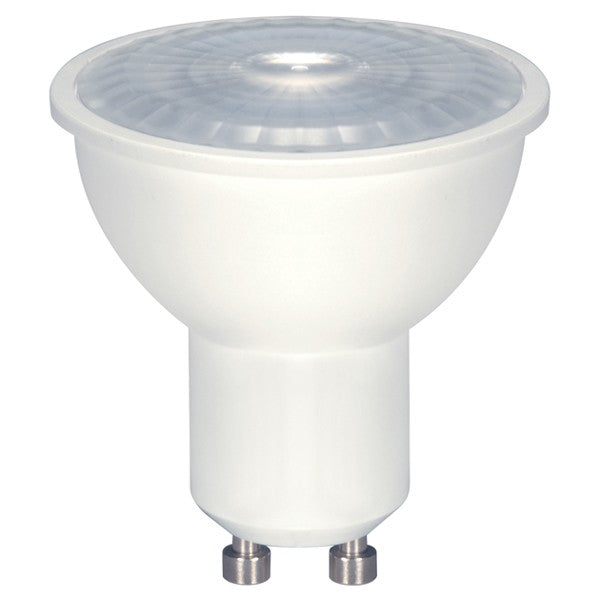 6.5w MR16 LED 120v GU10 base 40' beam spread 3000K Warm White
