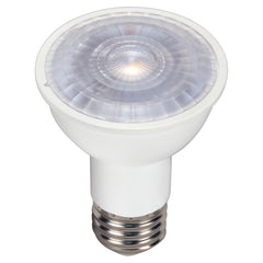 4.5w PAR16 LED 120v E26 Medium base 40' beam spread 3000K Warm White