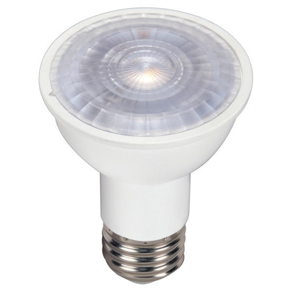 4.5w PAR16 LED 120v E26 Medium base 40' beam spread 5000K Natural Light
