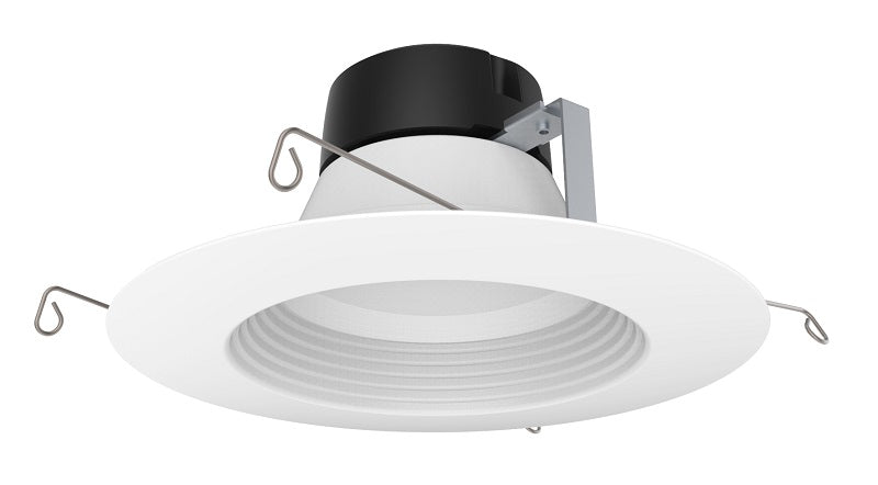 SATCO 12W E26 5-6 inch 3000K Dimmable LED Recessed Retrofit Lamp S9470