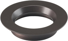 "4"" Round Trims, Option for 4"" base unit - Bronze finish"