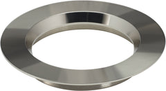 "5"" Round Trims, Option for 5"" / 6"" base unit - Polished Nickel finish"