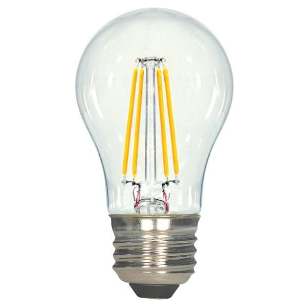 Antique Filament LED 4.5W A15 2700K E26 120V Dimmable Vintage Bulb - 40w equiv.
